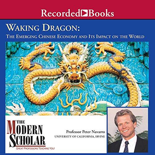 Waking Dragon audiobook cover art