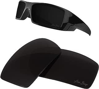 Dark Black Oakley Gascan Lenses Polarized FITS Perfectly.