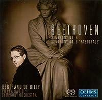 Sinfonien 5 & 6 by L.V. Beethoven (2009-02-01)