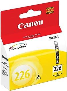 Canon 4549B001 (CLI-226Y) Yellow Ink Cartridge Standard Yield