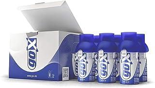 PACK de 6 latas de marca oxígeno 4 litros - latas de la respiración de oxígeno puro - GOX