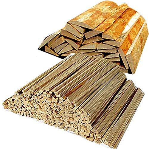 No57薪 焚付2点セけット 火が小さくなった時、燃焼を良くするために使用します 宅配80サイズ【産地】長野県八ヶ岳通販