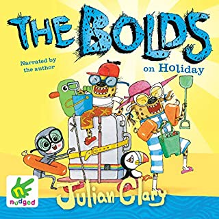 The Bolds on Holiday cover art