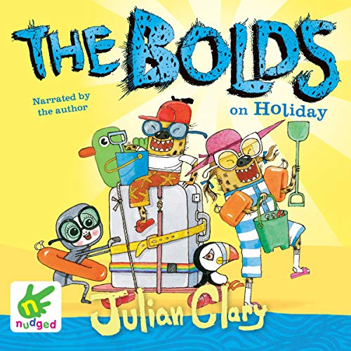Couverture de The Bolds on Holiday