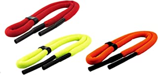 Floatable glasses strap - glasses cord in fluorescent/neon colours in a choice of 1 or 2 pack