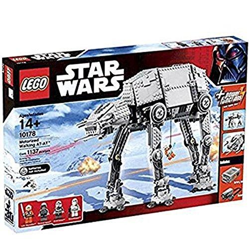 LEGO 10178 Star Wars - 10178 - Vehículo AT-TE con Motor