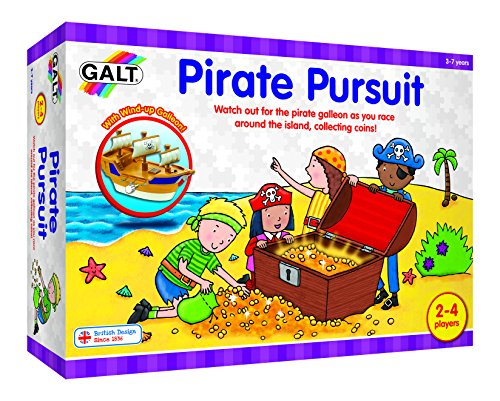 Galt Toys, Pirate Pursuit, Board Game