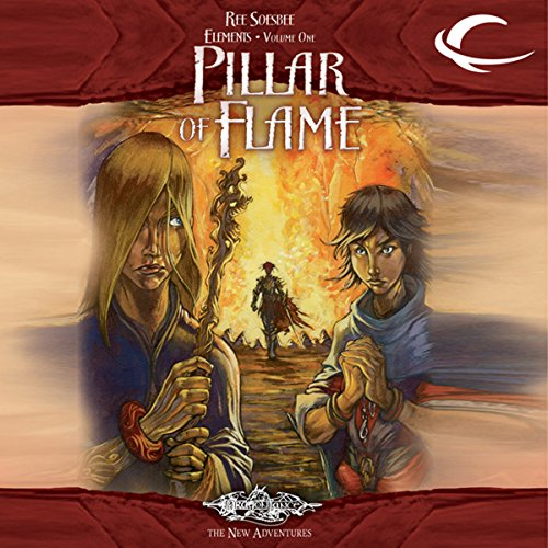 Pillar of Flame audiobook cover art