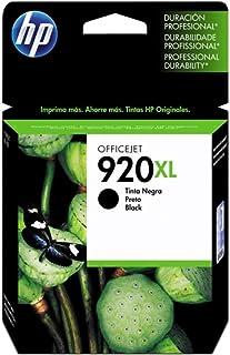 Cartucho HP 920XL Jato de Tinta Preto 29ML - CD975AL