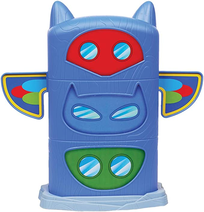 PJ Masks Fold N Go-Juego de Cama, Color, 10.2 x 33 x 10.2 cm (Flair 95426)