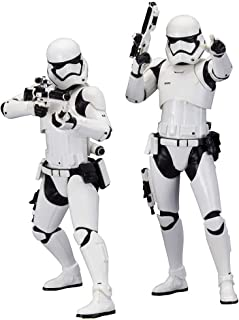 Kotobukiya Star Wars: Episode VII: The Force Awakens: First Order Stormtrooper ArtFX+ Statue (2 Pack)