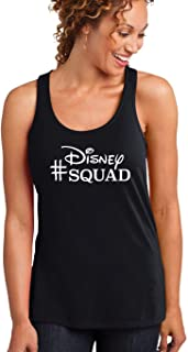 Disney Squad Tank Top, Disney World Shirt, Magic Kingdom Shirt, Disney Shirt, Disney Vacation Shirt, Disneyland T-shirt, Mickey Mouse Shirt
