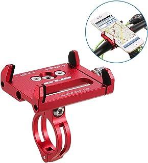 comprar comparacion Lixada Mountian Bike Teléfono Montar Universal Ajustable de Bicicletas de Teléfono Celular GPS Montar Soporte de Soporte A...