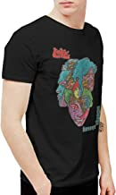 Amerltees Men's Love - Forever Changes Short Sleeve T-Shirt Black