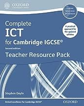 Complete ICT for Cambridge IGCSE Teacher Pack (CIE IGCSE Complete Series)
