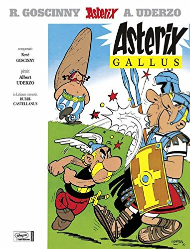 Asterix latein 01: Gallus