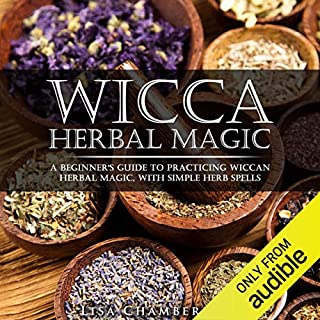 Couverture de Wicca Herbal Magic