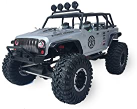 SGI Remo Hobby 1073-SJ 1/10 2.4G 4WD Brushed Rc Car Off-Road Rock Crawler Trail Rigs Truck RTR Toy