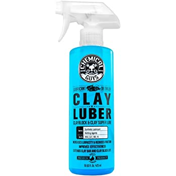 Chemical Guys WAC_CLY_100_16 Luber Synthetic Lubricant and Detailer (16 oz)