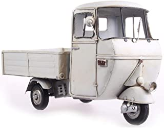 BSZ Model Car Piaggio Ape - Retro Tin Model