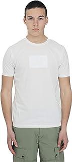 C.P. COMPANY Men's T-Shirt Gauze White 10CMTS180A-005100W 103