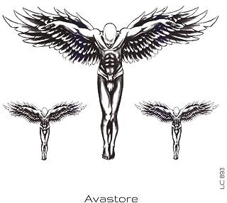 Tattoo gefallener bedeutung engel Tattoo Bilder