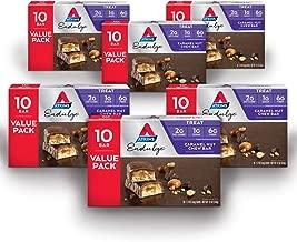 atkins caramel nut chew bar nutrition