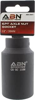 Best 35mm axle nut socket Reviews