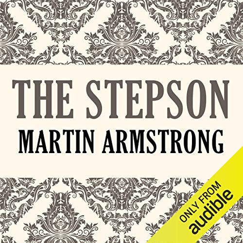 The Stepson audiobook cover art