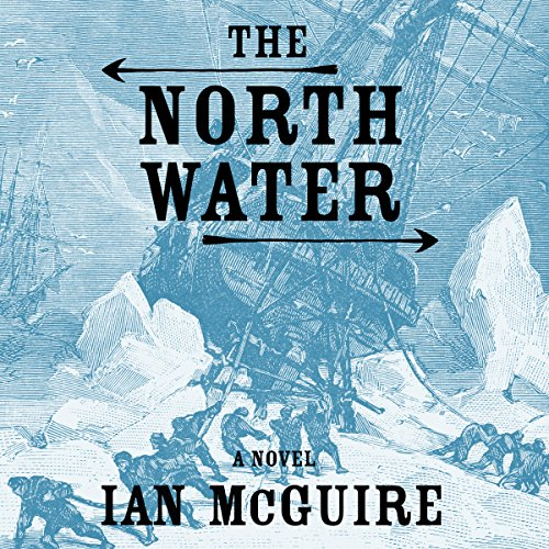 The North Water audiobook cover art