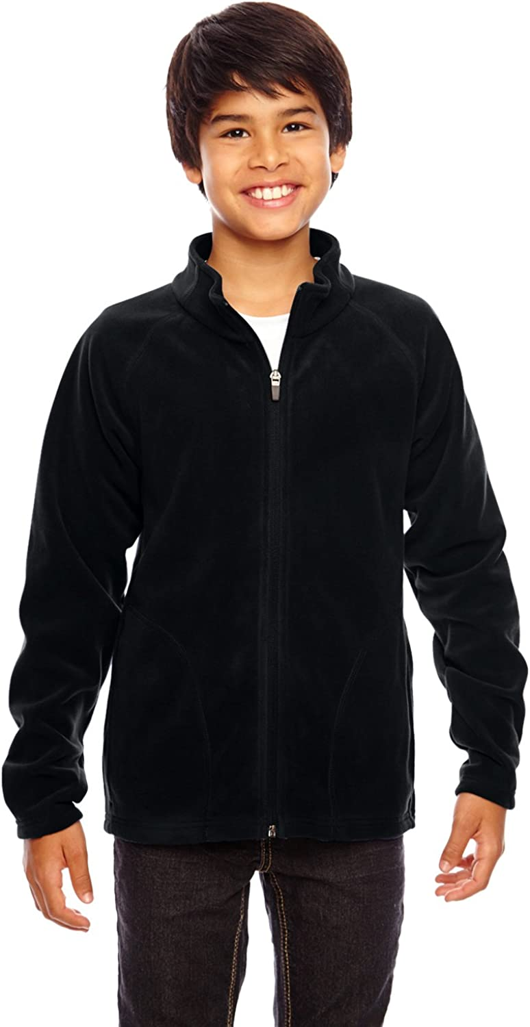 Team 365 ! Super beauty product restock quality top! Youth Campus Microfleece Free shipping New Large Jacket Black