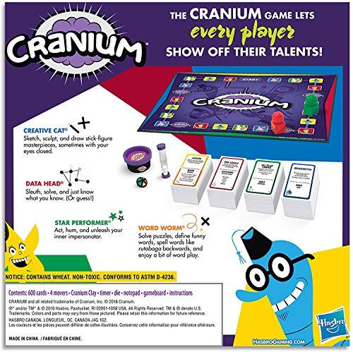 Jeu Cranium Hasbro Game Article: C1939 - 5
