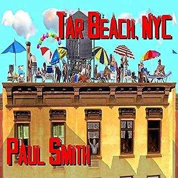 Tar Beach, NYC