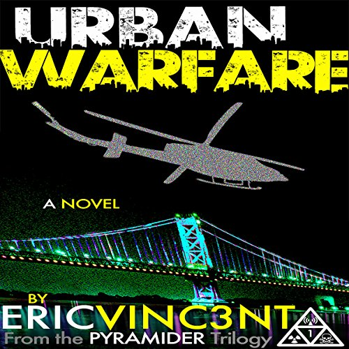 Urban Warfare audiobook cover art