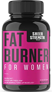 sheer strength fat burner for her