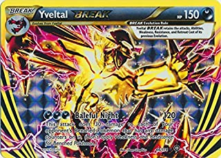 Pokemon - Yveltal Break (66/114) - XY Steam Siege - Holo