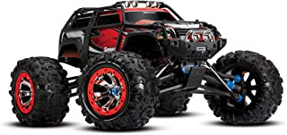 Traxxas Summit: 1/10 Scale 4WD Electric Extreme Terrain Monster Truck with TQi 2.4GHz Radio, Red