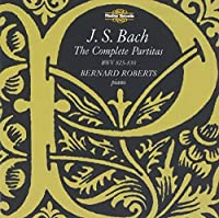 Complete Partitas Bwv 825-830 by J.S. BACH (2001-05-08)