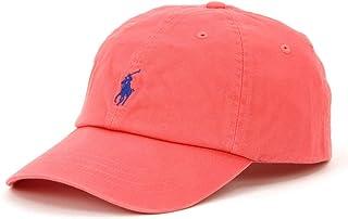 [ポロ ラルフローレン] POLO RALPH LAUREN 正規品 メンズ キャップ 帽子 COTTON CHINO BASEBALL CAP 並行輸入品