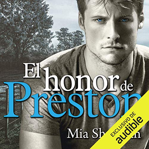 El honor de Preston [Preston's Honor] audiobook cover art