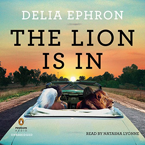 The Lion Is In audiobook cover art