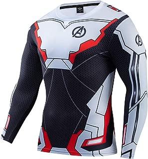 Best avengers compression shirt Reviews