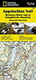 Appalachian Trail, Delaware Water Gap to Schaghticoke Mountain [New Jersey, New York] (National Geographic Topographic Map Guide (1508))