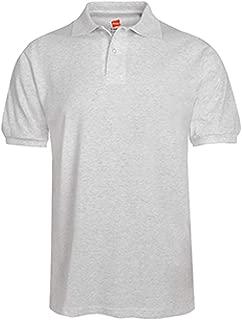 Hanes Stedman 5.5-Ounce Jersey Knit Sport Shirt. 054X