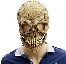 VLERHH Halloween Masker, Halloween Latex Masker, Z...