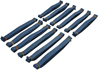 US Cargo Control RB36 Moving Rubber Bands, Blue