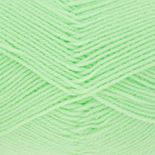 King Cole Big Value Baby 4 Ply Yarn 100% Acrylic 4ply Knitting Wool 100g Ball (Apple - 3129)