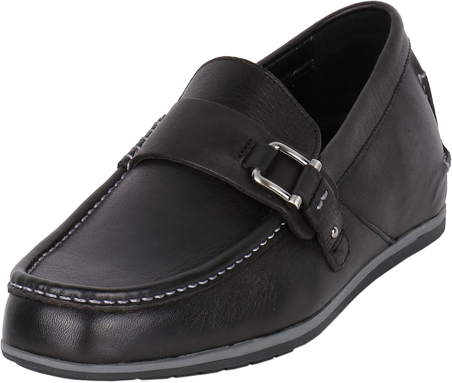 Exalt Men Height Sharp In Loafer Style 2  Tall shoes By Jota, JWC507BL