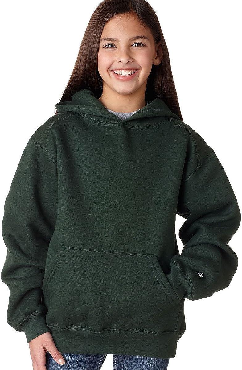 Badger Youth Hooded Sweatshirt 2254