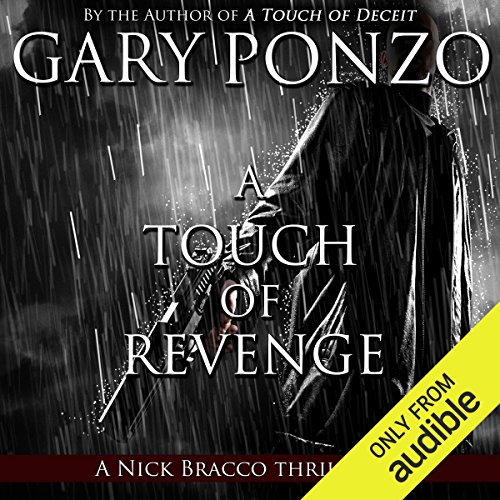 A Touch of Revenge audiobook cover art